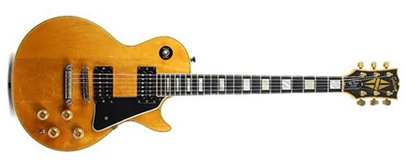 Adam Jones Gibson Les Paul Custom Natural