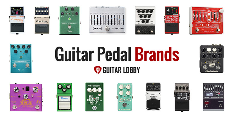 Best Guitar Pedal Brands (Featured Image)