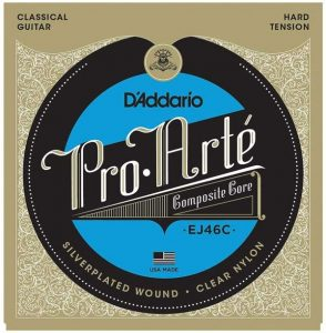 D'Addario EJ46C Pro-Arte Composite Classical Guitar Strings