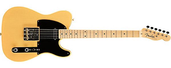David Gilmour 1952 Reissue Telecaster Butterscotch