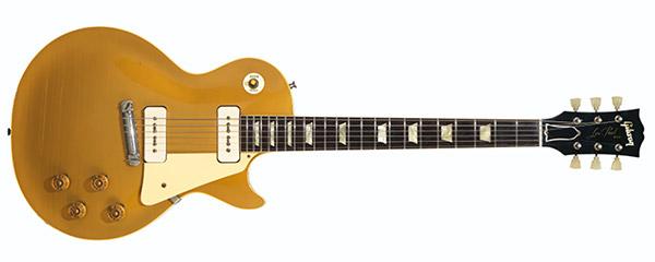 David Gilmour 1955 Gibson Les Paul Goldtop