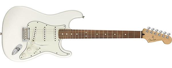 David Gilmour 1960 Fender Stratocaster White