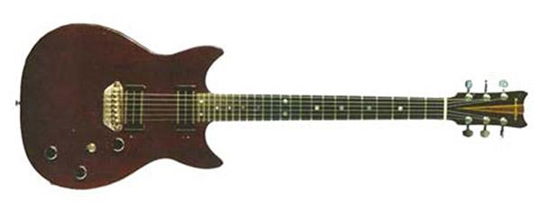 David Gilmour Bill Lewis 24 Fret Custom Guitar Model