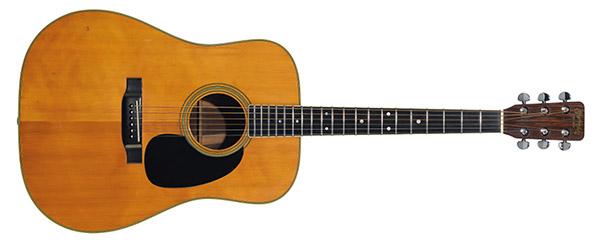 David Gilmour Martin D-35