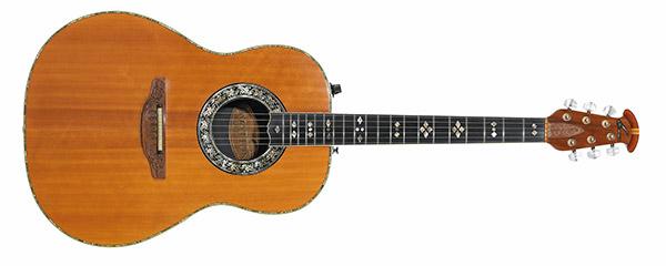 David Gilmour Ovation Custom Legend 1619-4
