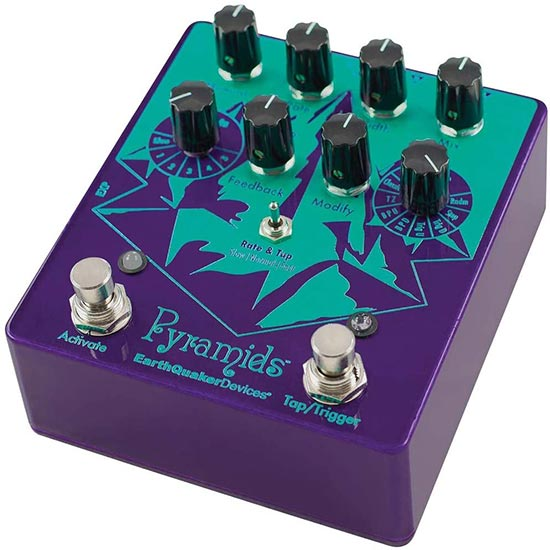 Earthquaker Devices Guitar Pedal