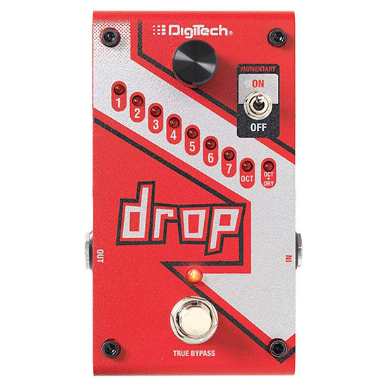 Example of a Pitch Shifter Guitar Pedal