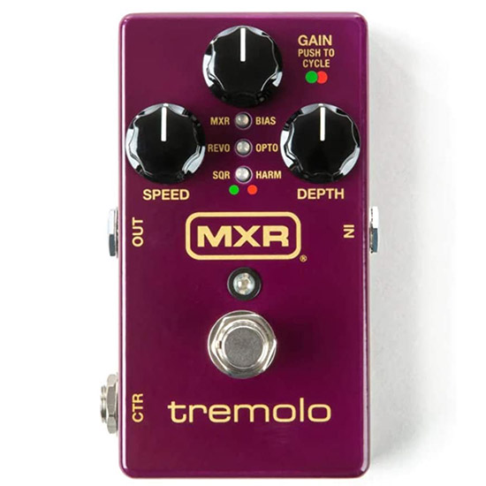Example of a Tremolo Guitar Pedal
