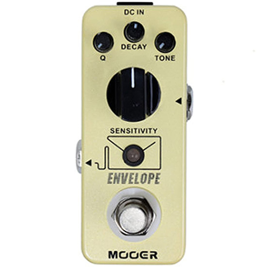 Example of an Envelope Guitar Pedal