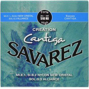 Savarez Classical Guitar Strings 510 MJ