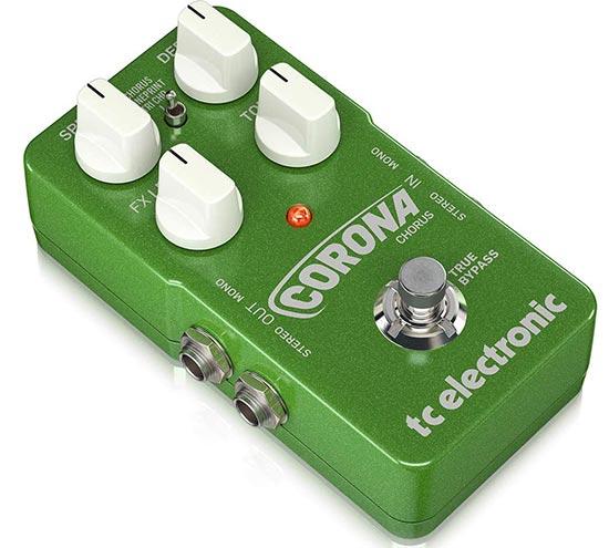 TC Electronic Brand Guitar Pedal