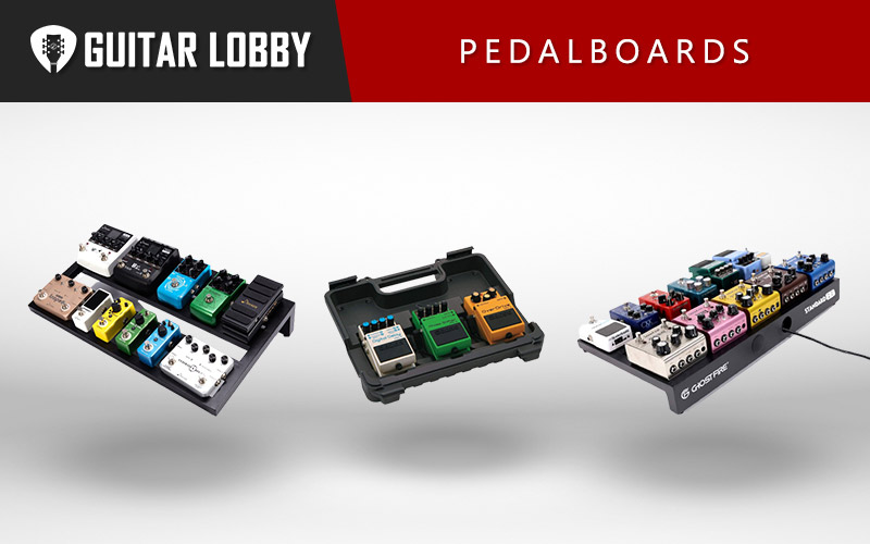 Best Pedalboards for Guitar (Featured Image)