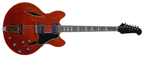 Dave Grohl 1967 Gibson ES-335 Trini Lopez Signature