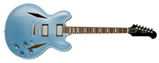 Dave Grohl DG 335 Pelham Blue