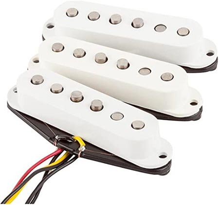 Fender Tex Mex Strat Pickup Set