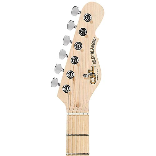 G&L Guitar Brand Example
