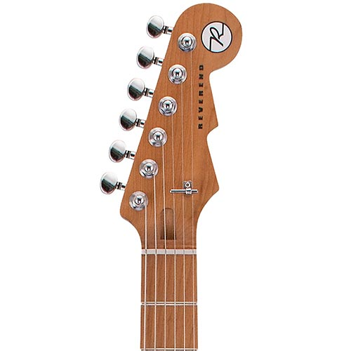 Reverend Electric Guitar Brand Example