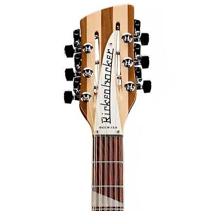 Rickenbacker Guitar Brand Example