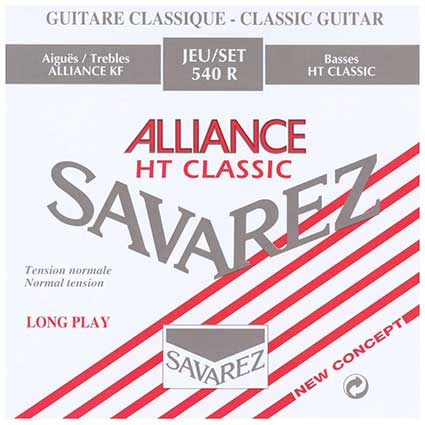 Savarez 540R Alliance Strings
