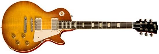 Eric Clapton 1960 Gibson Les Paul Standard