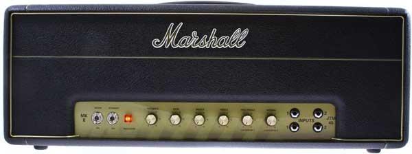 1963 Marshall JTM 45