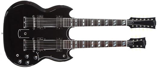 Slash 1966 Gibson EDS-1275