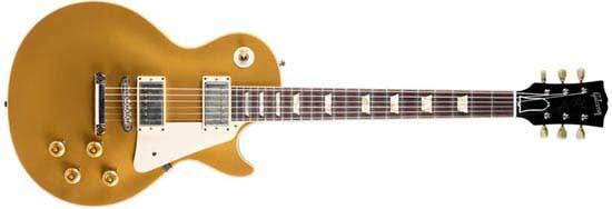 1987 Gibson Les Paul Reissue Goldtop