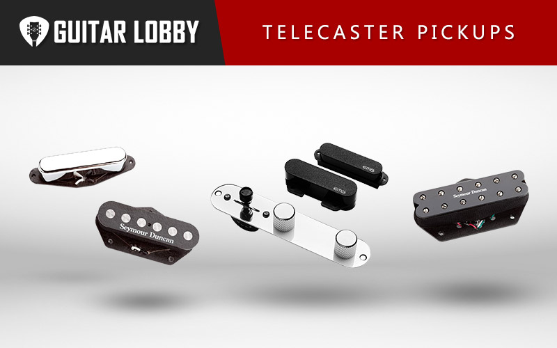 Best Telecaster Pickups (Featured Image)