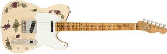 Duane Allman's 1950s Fender Telecaster