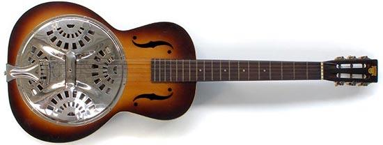 1930s Dobro Wood-body