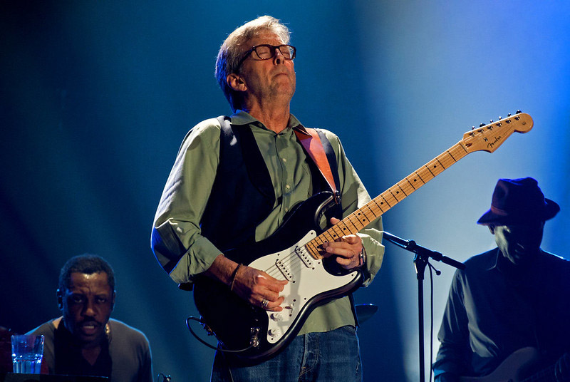 Eric Clapton Guitars and Gear Featured Images