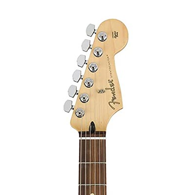 Example of a Fender Headstock Shape