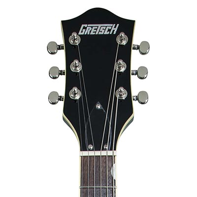 Example of a Gretsch Headstock Shape