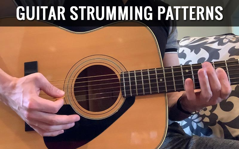 Guitar Strumming Patterns (Featured Image)