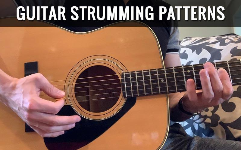 Guitar Strumming Patterns (Featured Image)