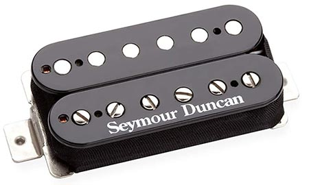 Humbucker Pickup Example Seymour Duncan