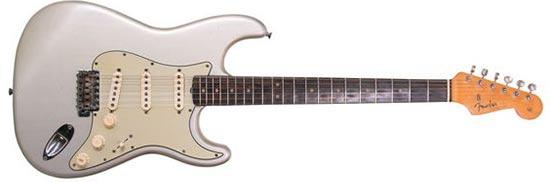 2000s Fender Custom Shop Stratocaster