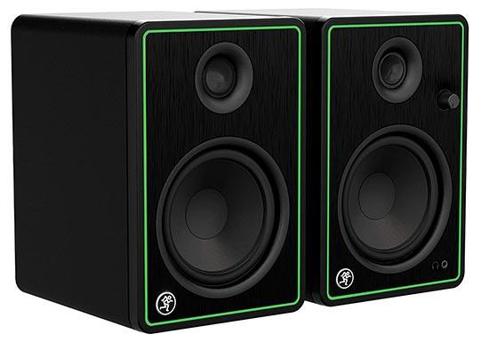 Mackie CR X Series Studio Monitor Speakers