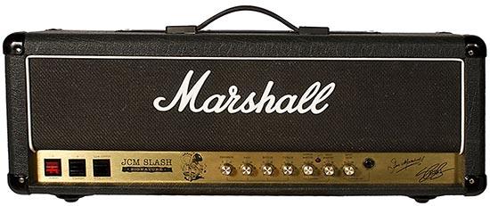 Marshall JCM 2555SL Slash Signature Amp