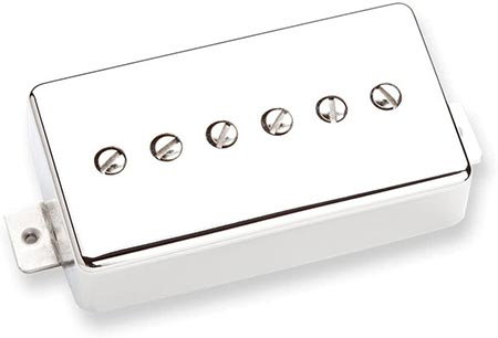 P90 Guitar Pickup Example
