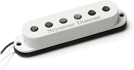Single Coil Pickup Example