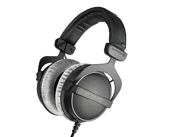 beyerdynamic DT-770-PRO Studio Monitor Headphones