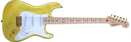 Fender Custom Shop Gold Leaf Stratocaster