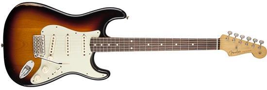 1966/67 Fender Stratocaster
