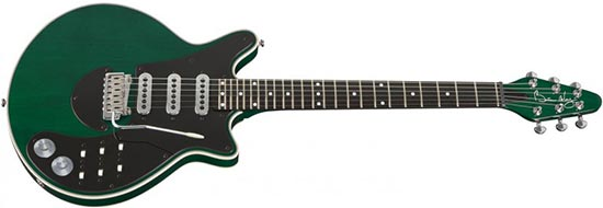 Guyton Guitars BM Green