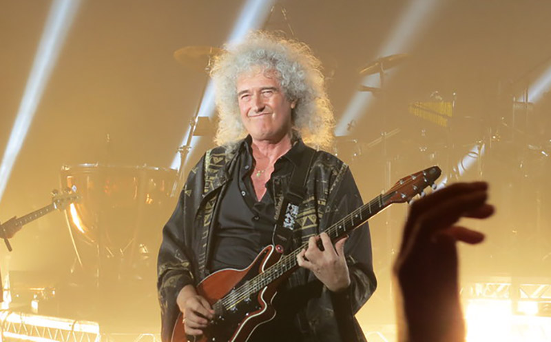 Brian May Guitars and Gear (Featured Image)
