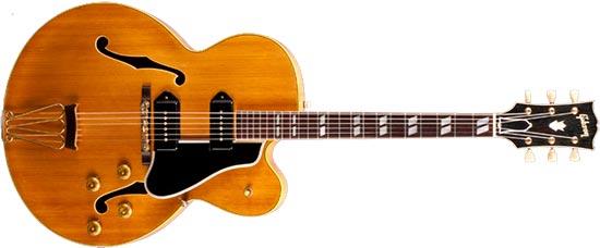 Chuck Berry 1956 Gibson ES-350TN