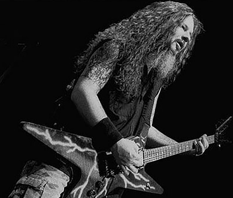 Dimebag Darrell Guitars and Gear (Featured Image)