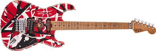 Fender EVH Frankenstein Replica