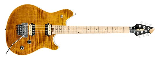 Eddie Van Halen Peavey Wolfgang Guitar